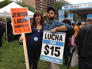 Corey and Zev June 2014 wage action